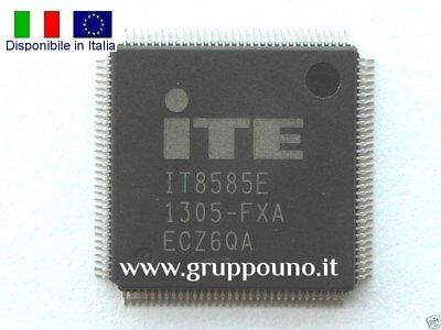 ITE IT8585E-FXA IT8585E FXA  QFP IC Chip  - Disponibile In Italia