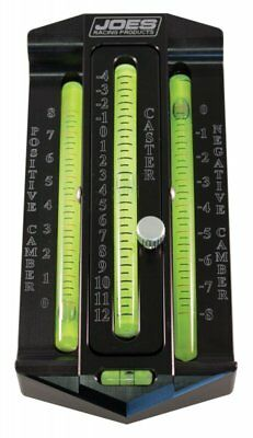 JOES Racing Products 28209 CASTER CAMBER GAUGE WITHOUT ADAPTER - 8 Degree