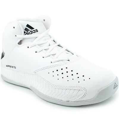 Adidas Men Shoes Basketball Sneakers Next Level Speed Training White New BW0624