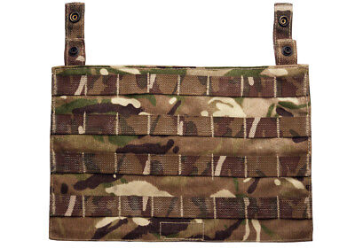 British Army Osprey MK4A IV MTP Molle OPS Panel Multicam Body Armour Vest 4