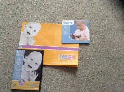 Tiny Talk Pack, including cards, CD and DVD