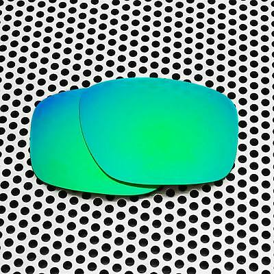 New Volt Polarized Green Replacement Lenses for Oakley Sliver F