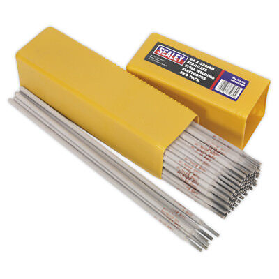 Welding Electrodes Stainless Steel Ã¿4 x 350mm 5kg Pack  Model No.  WESS5040