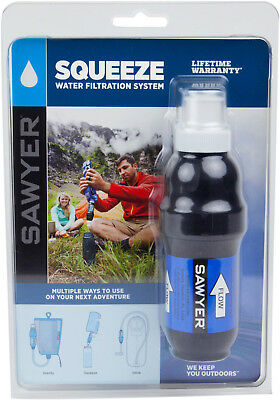 Sawyer SP131 Squeeze Wasserfilter Bundle Modell 2017 Sawyer SP110 inkl.
