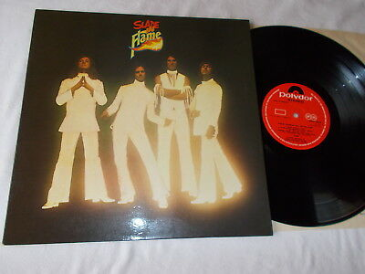 SLADE - Slade In Flame       UK LP 1st Press            NEAR MINT