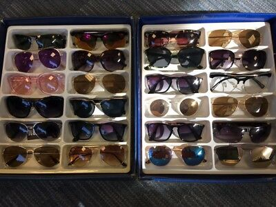 Job Lot 24 pairs of assorted sunglasses - Car Boot - Resale - Wholesale - REF237
