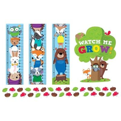 Woodland Friends Growth Chart  by Creative Teaching Press
