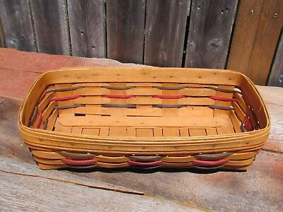 Longaberger 1992 Basket