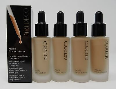 Artdeco Nude Foundation 75 Natural - 20 ml