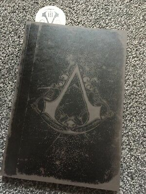 Assassins Creed 3 Join Or Die Rare Limited Edition Book And Bookmark Xbox 360