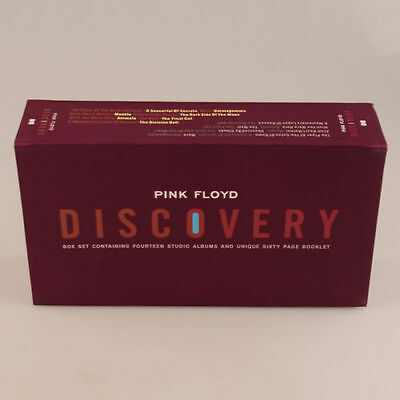 Pink-Floyd-Discovery-14-Albums-16-CD-Box-Set-NEW-SEALED-Free-Shipping