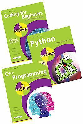 Coding for Beginners, Python Programming, and C++ in easy steps - SPECIAL OFFER