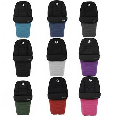 Babystyle Footmuff for Oyster 2, Oyster Max 2, Switch, Imp & Zero Pushchairs