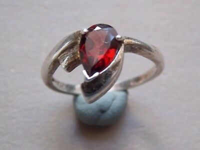 vintage silver 925 love heart ring great condition metal detecting detector find