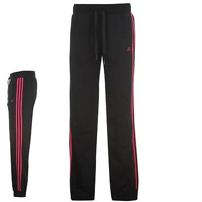 Adidas Pink Stripe Track Suit Bottoms 13yrs(XLG)