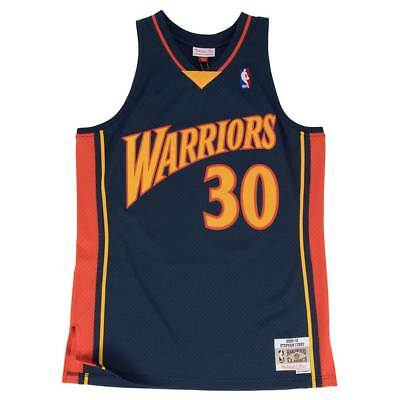 Mitchell & Ness Stephen Curry #30 Golden State Warriors Swingman NBA Trikot