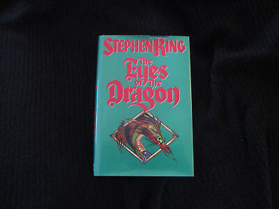 The Eyes Of The Dragon by Stephen King Viking  1987 Hardcover with Dust Jacket