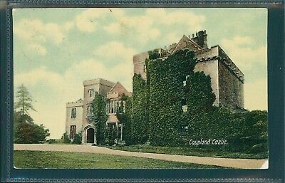 Coupland Castle, Northumberland, Printed, C1910