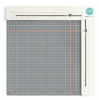 We R Memory Keepers Ac662837   - Laser Square & Mat