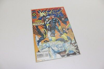 Marvel Comics X-Men Comic Book Mar 1 Deluxe The Amazing Age Of Apocalypse 1995