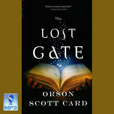 LOST GATE Book 1, The Mithermages series, MP3 CD, 2011