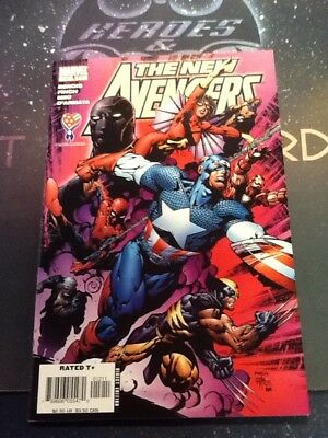 The New Avengers, Issue # 12 (Marvel Comics) Bendis (BIC020) VF/NM 9.0