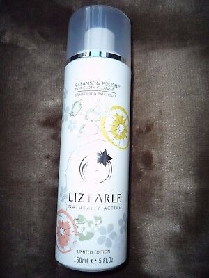 Liz Earle Cleanse and Polish Grapefruit & Patchouli Cleanser 150ml New Genuine