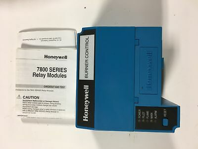 Honeywell Automatic Primary Control RM7890 A 1015