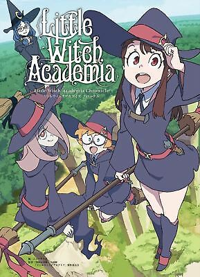 Little Witch Academia Chronicle 2017 Illustration Book