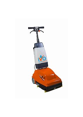 Ivo Mini  Vacuum Scrubber & Dryer,cleans Carpets,tiles Hard Floors + Accessories