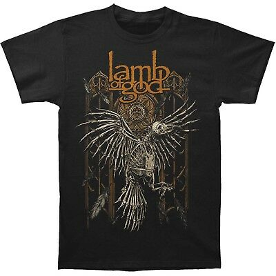 Lamb Of God Crow Officially Licensed Band Shirt BRAND NEW