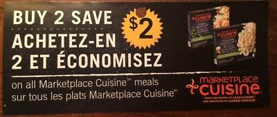 Marketplace Cuisine Coupons Canada
