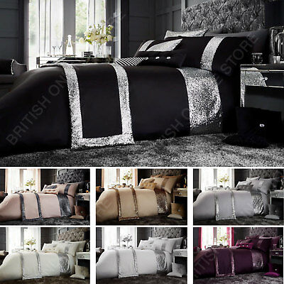 Glamorous Luxurious Duvet Covers Quilt Covers Bedding Sets (158)