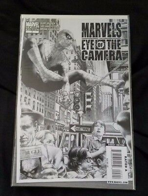 Marvel Comics Eye of The Camera 2 Variant Avengers Spider-Man Fantastic X-Men