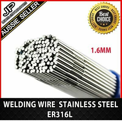 1.6mm PREMIUM Stainless Steel  Filler Rods 5kg -ER316L- Welding Wire
