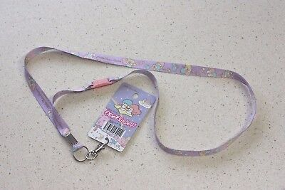 Sanrio Little Twin Stars Neck Strap Lanyard Key Chain Holder Kawaii Japan F/S