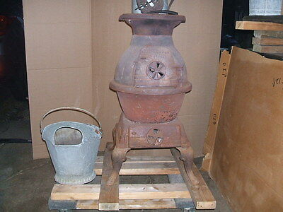 Sears & Robuck & Co... Pot Belly Stove .