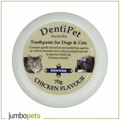 Dentipet Chicken Toothpaste for Cats and Dogs
