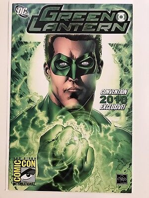 Green Lantern- SDCC 2010 Convention Exclusive