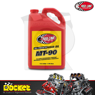 Redline MT-90 75W90 GL-4 Manual Transmission Oil (3.78L) - RED50305