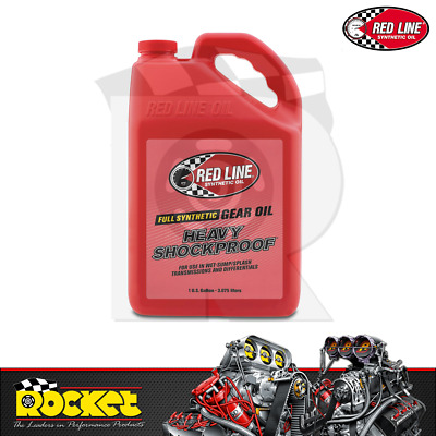 Redline Heavy Shock Proof Diff & Transmission Oil (3.78L) - RED58205
