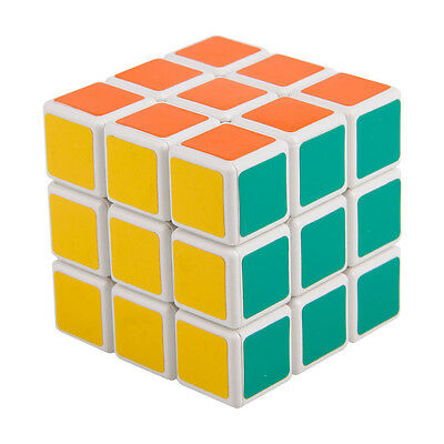 Magic Cube 3x3x3 5.7CM ABS Speed Puzzle Gift Release Pressure For Adults - NEW