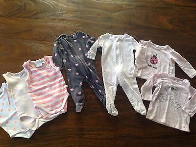 Baby Girls Winter Clothes Bundle Size 000 Marquise SEED