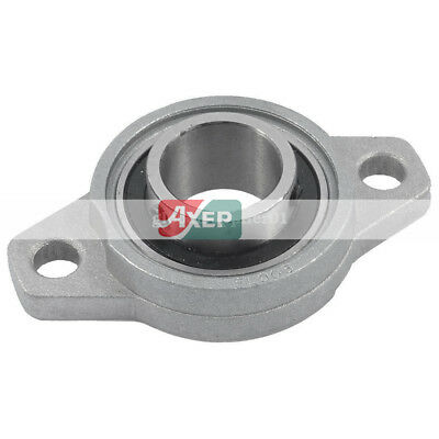 KFL005 25mm Mounted Block Cast Housing Self-aligning Pillow Bearing