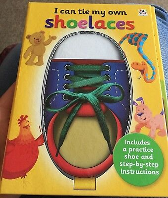 Children Book I Can Tie My Own Shoelaces