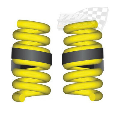 Coil Spring Assisters 18-25mm Spacers Car Performance Universal Adapters Rubber