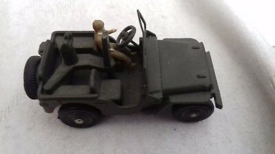 Dinky Toys Ancien Jeep Willys Ref 80B