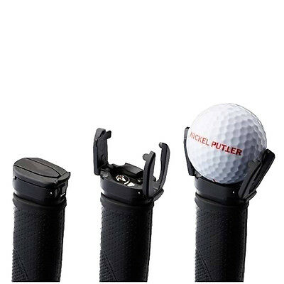 Pratical Golf Ball Pick Up Tool Retriever Back Saver For Putter Grip Gifts