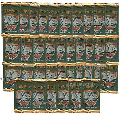 NEW/SEALED (36) Harry Potter Booster Packs Trading Card Game Base Set Potter TCG
