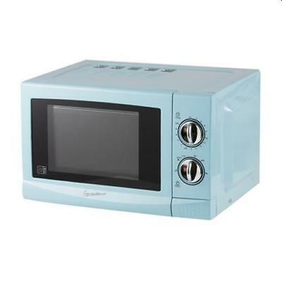 Signature S24008EGL 17L Microwave Microwave in Baby Blue - Brand New